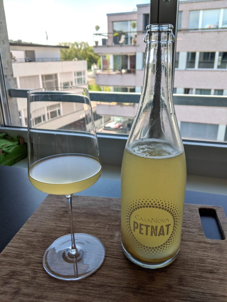 Casanova Pét-Nat - Seyval Blanc